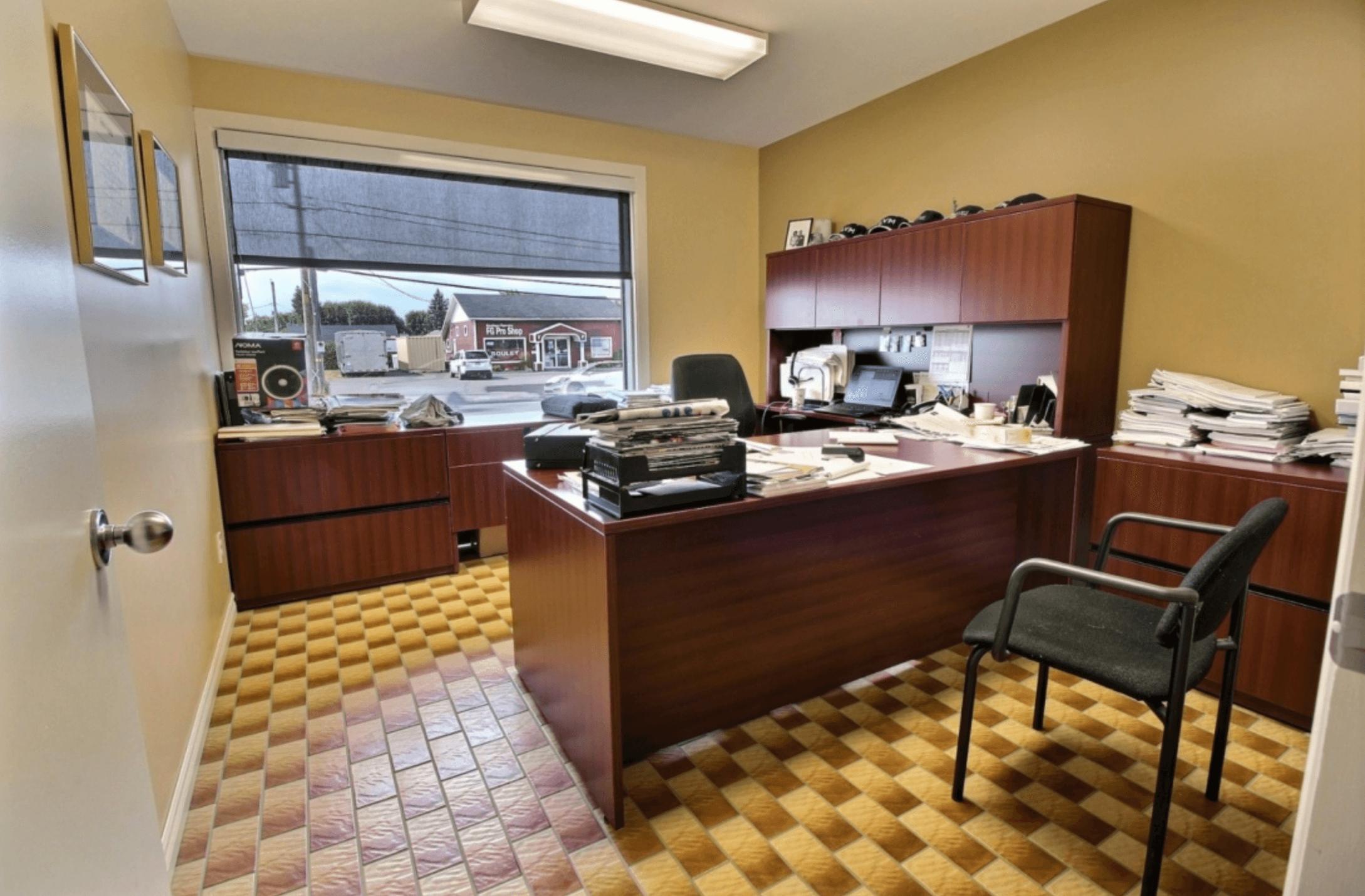 immeuble à bureaux drummondville